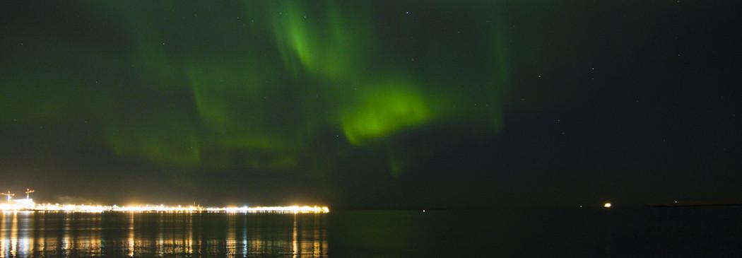 Nordlicht – Aurora borealis
