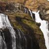 Der höchste Wasserfall Islands: Glymur