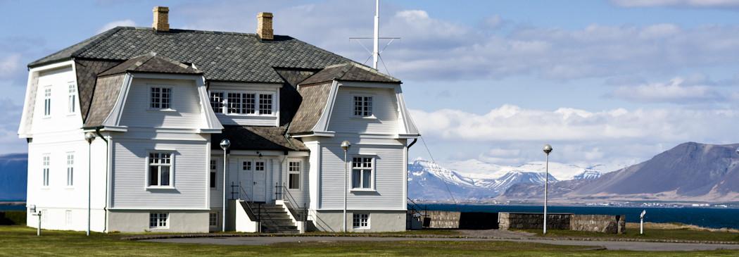 Das Höfði-Haus