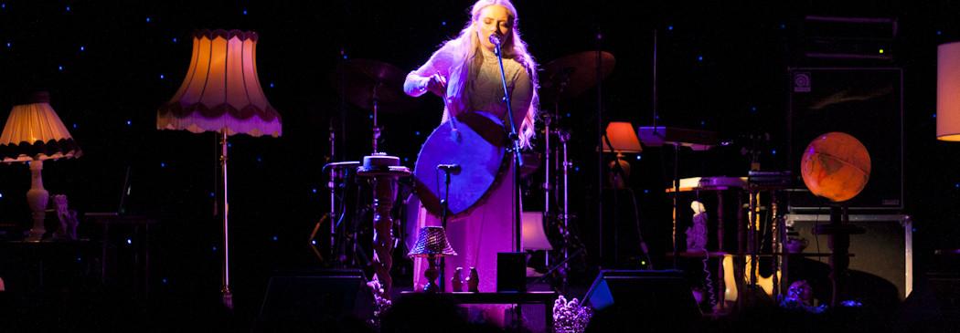 """Eivør stellt auf grandiosem Konzert ihre neue CD """"Room"""" vor"""
