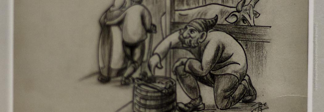 Am 13. Dezember kommt Giljagaur, der Schaumschuft