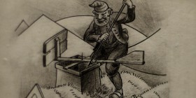 Am 23. Dezember kommt Ketkrókur, der Keulenklauer
