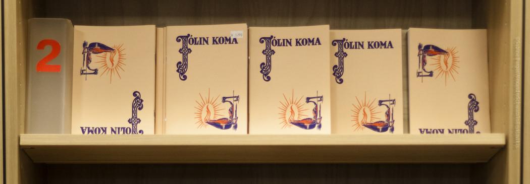 Jóhannes úr Kötlum – Jólin koma (Weihnachten kommt)