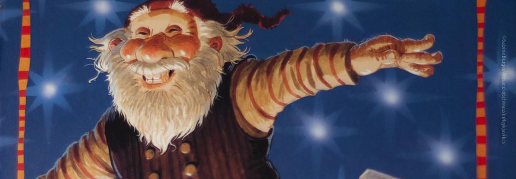 Am 14. Dezember kommt Stúfur, der Kurze