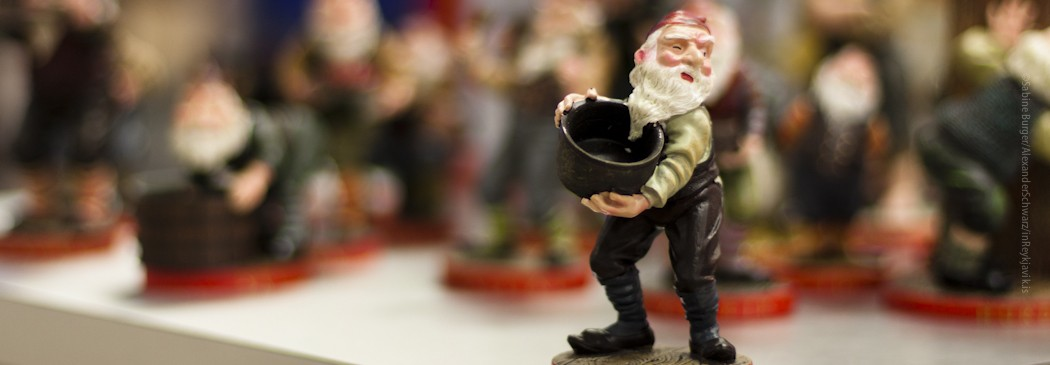 Am 16. Dezember kommt Pottasleikir, der Kesselkratzer