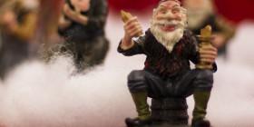 Am 24. Dezember kommt Kertasníkir, der Kerzenschnorrer