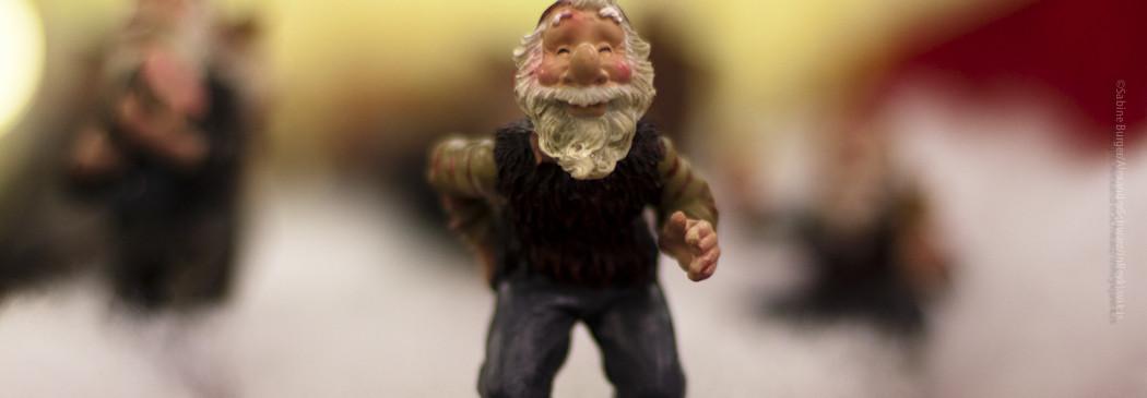 Am 22. Dezember kommt Gáttaþefur, der Türschlitzschnüffler