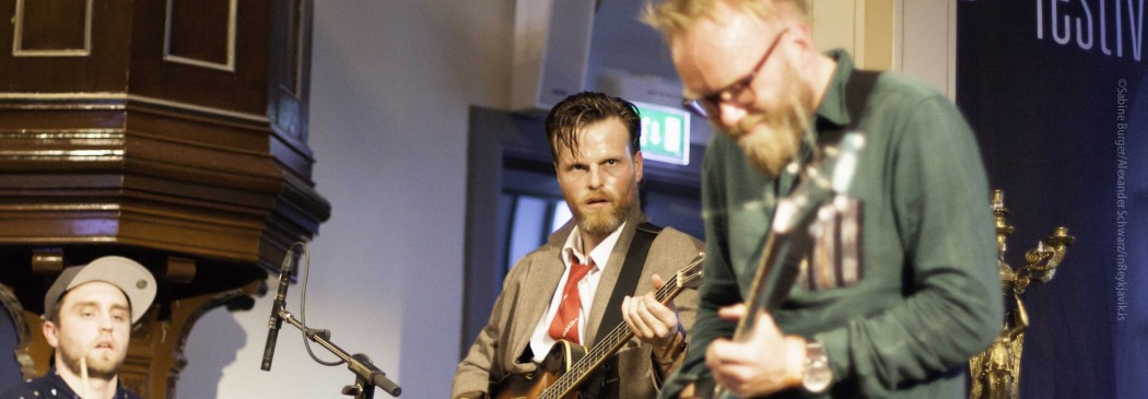 Impressionen vom Reykjavik Jazz Festival 2013 – Tag 5