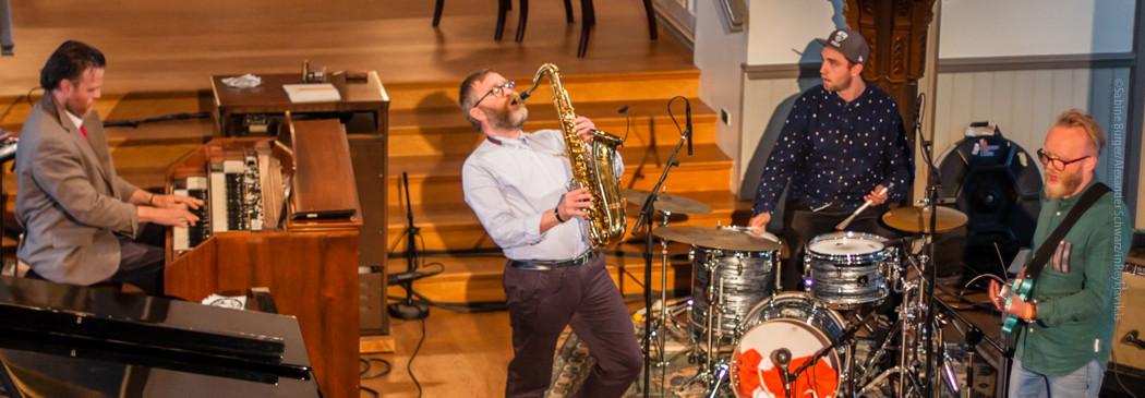 AdHd – ein Jazzquartett der Weltklasse