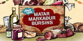 Matarmarkaður – Delikatessenmarkt in der Harpa 15.+16. November 2014