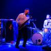 Konzert der isländischen Jazzband AdHd in Reykjavík