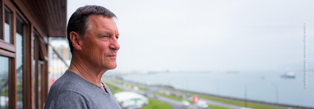 Ásgeir Sigurvinsson im Interview mit in Reykjavik.is