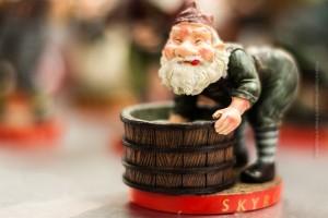 Mit dem achten der 13 Weihnachtsmänner, Skyrgámur, Skyrschlund genannt, hat es dieses Eiweisprodukt gar bis in die alten Volkserzählungen gebracht. ©Sabine Burger, Alexander Schwarz, 2012-12-15__MG_7260_00011