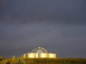 Die Ruhe vor dem Sturm. Die Perlen im Abendlicht. ©Sabine Burger, Alexander Schwarz, Island - Iceland 2007 09