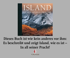 Forlagid-Island in all seiner PRacht