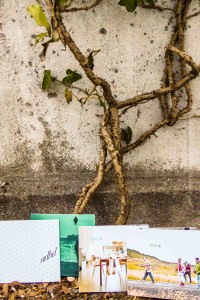 Die vier bisher erschienenen CDs von AdHd, ©Sabine Burger, Alexander Schwarz, 2014-01-07_P1000076_00015