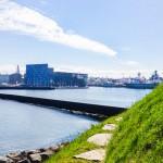 Þúfa – Aussicht auf die Stadt, ©Sabine Burger, Alexander Schwarz, 2014-06-07_IMG_0848_00004