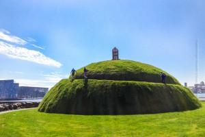 Þúfa an einem schönen Sommertag, ©Sabine Burger, Alexander Schwarz, 2014-06-07_IMG_0870_00012