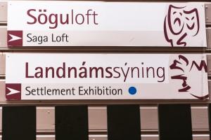 Zwei Ausstellungen mit Audiotour in einem Museum: Die Landnahme und die Egill-Saga, ©Sabine Burger, Alexander Schwarz, 2014-05-06__MG_6576_00252