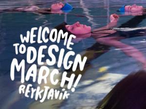 Auf geht's zum Design March 2016