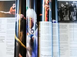 Die Listahátið í Reykjavík (Reykjavík Arts Festival) bietet eine kunterbunte Programmvielfalt verschiedener Kunstformen. ©Sabine Burger, Alexander Schwarz, IMG_20160527_153625-2.jpg