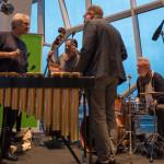 Stefan Bauer (vib), André Nendza (b), Sigurður Flosason (sax), Einar Scheving (dr), ©Sabine Burger, Alexander Schwarz, 2016-08-10_L1000854_00032