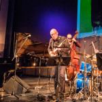 Andrés Þór Quartet – Andrés Þór Gunnlaugsson (g), Agnar Már Magnússon (p), Richard Andersson (b), Scott McLemore (dr), ©Sabine Burger, Alexander Schwarz, 2016-08-11_L1000979_00006