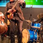 Andrés Þór Quartet – Andrés Þór Gunnlaugsson (g), Agnar Már Magnússon (p), Richard Andersson (b), Scott McLemore (dr), ©Sabine Burger, Alexander Schwarz, 2016-08-11_L1010008_00015