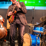 Andrés Þór Quartet – Andrés Þór Gunnlaugsson (g), Agnar Már Magnússon (p), Richard Andersson (b), Scott McLemore (dr), ©Sabine Burger, Alexander Schwarz, 2016-08-11_L1010020_00021