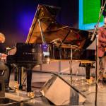 Andrés Þór Quartet – Andrés Þór Gunnlaugsson (g), Agnar Már Magnússon (p), Richard Andersson (b), Scott McLemore (dr), ©Sabine Burger, Alexander Schwarz, 2016-08-11_L1010036_00028