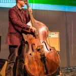 Andrés Þór Quartet – Andrés Þór Gunnlaugsson (g), Agnar Már Magnússon (p), Richard Andersson (b), Scott McLemore (dr), ©Sabine Burger, Alexander Schwarz, 2016-08-11_L1010118_00058