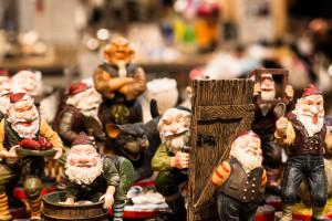 Jólaköttur, die Weihnachtskatze im Kreis ihrer trauten Famile, ©Sabine Burger, Alexander Schwarz, 2015-12-30__MG_8673_00154