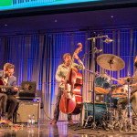 Gilad Hekselman Trio: Gilad Hekselman (g), Joe Martin (b), Kush Abadey (d), ©Sabine Burger, Alexander Schwarz, 2016-08-12_L1010714_00100