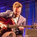 Gilad Hekselman Trio: Gilad Hekselman (g), Joe Martin (b), Kush Abadey (d), ©Sabine Burger, Alexander Schwarz, 2016-08-12_L1010723_00104