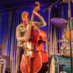 Gilad Hekselman Trio: Gilad Hekselman (g), Joe Martin (b), Kush Abadey (d), ©Sabine Burger, Alexander Schwarz, 2016-08-12_L1010745_00110