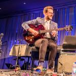 Gilad Hekselman Trio: Gilad Hekselman (g), Joe Martin (b), Kush Abadey (d), ©Sabine Burger, Alexander Schwarz, 2016-08-12_L1010806_00128