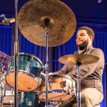 Gilad Hekselman Trio: Gilad Hekselman (g), Joe Martin (b), Kush Abadey (d), ©Sabine Burger, Alexander Schwarz, 2016-08-12_L1010822_00134