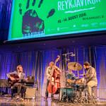 Gilad Hekselman Trio: Gilad Hekselman (g), Joe Martin (b), Kush Abadey (d), ©Sabine Burger, Alexander Schwarz, 2016-08-12_L1010841_00138
