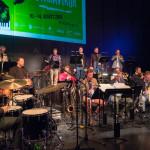 John Hollenbeck & The Reykjavík Big Band, ©Sabine Burger, Alexander Schwarz, 2016-08-12_L1010907_00159