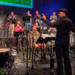John Hollenbeck & The Reykjavík Big Band, ©Sabine Burger, Alexander Schwarz, 2016-08-12_L1010924_00172