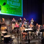 John Hollenbeck & The Reykjavík Big Band, ©Sabine Burger, Alexander Schwarz, 2016-08-12_L1010938_00176