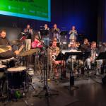 John Hollenbeck & The Reykjavík Big Band, ©Sabine Burger, Alexander Schwarz, 2016-08-12_L1020020_00008
