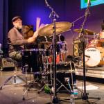 John Hollenbeck & The Reykjavík Big Band, ©Sabine Burger, Alexander Schwarz, 2016-08-12_L1020060_00030