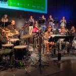 John Hollenbeck & The Reykjavík Big Band, ©Sabine Burger, Alexander Schwarz, 2016-08-12_L1020086_00041