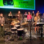 John Hollenbeck & The Reykjavík Big Band, ©Sabine Burger, Alexander Schwarz, 2016-08-12_L1020090_00043