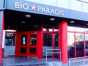 Das Bíó Paradís in der Hvervisgata in Reykjavík, ©Sabine Burger, Alexander Schwarz, 2013-03-18_Deutsche Filmtage_7_00001