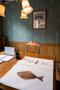In Island war und ist Benedikt Gröndal auch als Naturzeichner bekannt und beliebt beliebt. Im Museum von Benedikt Gröndal, ©Sabine Burger, Alexander Schwarz, 2017-09-14_L1250320_00149