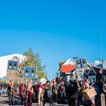 2018-09-05_L1580140_00081, Jazz Festival Reykjavík 2018, Parade und Eröffnung, Jazz Festival Reykjavík 2018, Parade und Eröffnung, ©Sabine Burger, Alexander Schwarz